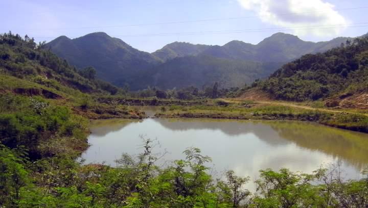 Nha Trang landfill vietnam leachate treatment